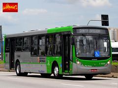 1 1444 Viação Santa Brígida (busManíaCo) Tags: viaçãosantabrígida caio millennium iii volvo b290rle busmaníaco nikond3100 bus ônibus urbano rodoviário