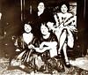 Ladies Of the Night (Midnight Believer) Tags: prostitutes ladies portrait brothel bordello retro 1890s 19thcentury victorian