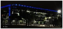 Marseille la nuit (mebaz25) Tags: couleurs nuit france vieuxport iphone7plus musem musée marseille