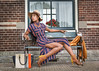 Sensi (JaapWoets) Tags: sensemieljasumter sensi stoomtram fashion stationwognumnibbixwoud muabiancahekking vervoermiddelverkeer glamour medemblikhoorn modelsensi wognum noordholland nederland nl