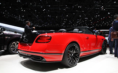 Bentley Continental GT Supersports Convertible. (Tom Daem) Tags: bentley continental gt supersports convertible autosalon genève geneva 2018 2017