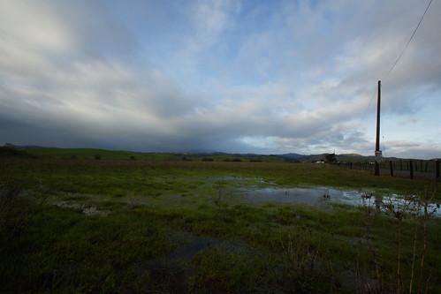 2017-02-02 Mount Diablo hiding in Clouds [#3]