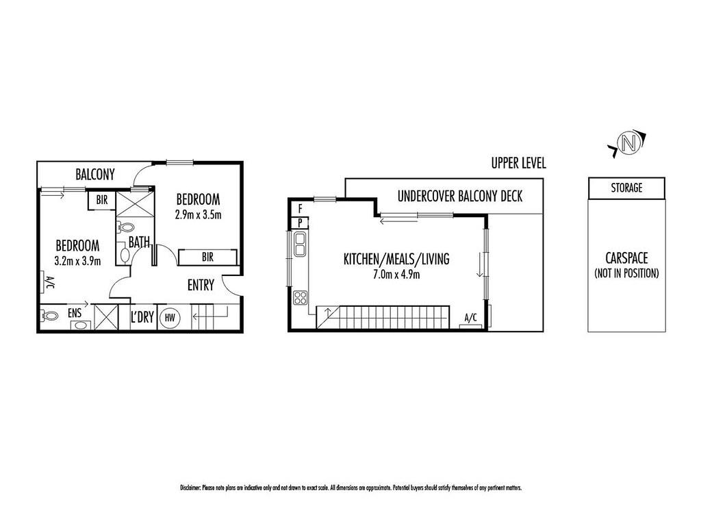 1/7 Maroona Road floorplan