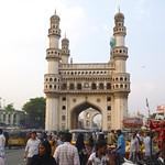 Char Minar,Hyderabad (Indien)