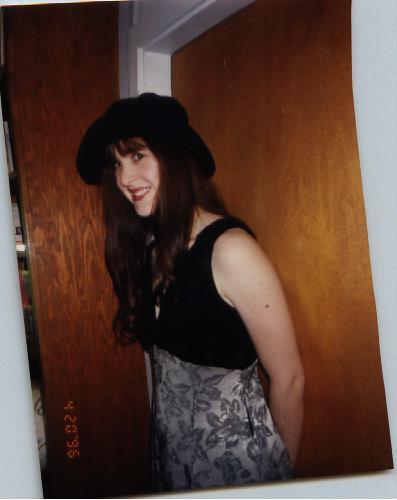 Junior Prom, 1996 10-19-15