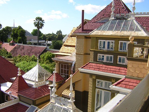 The Winchester House, California