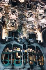 Barcelona- Casa Batllo (d'avril) Tags: barcelona casa batllo