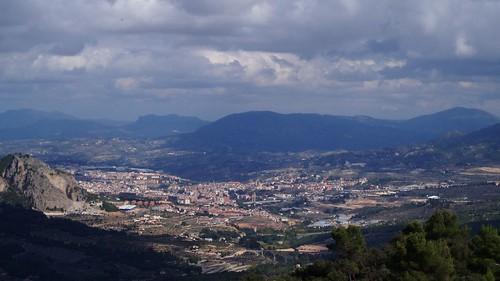 Alcoy (Font Roja's view)