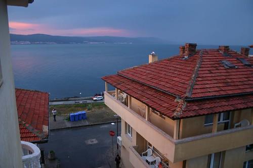 Black Sea view, Nesebar, Bulgaria