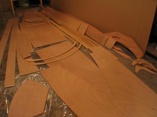 kayak woodenboat boatbuilding