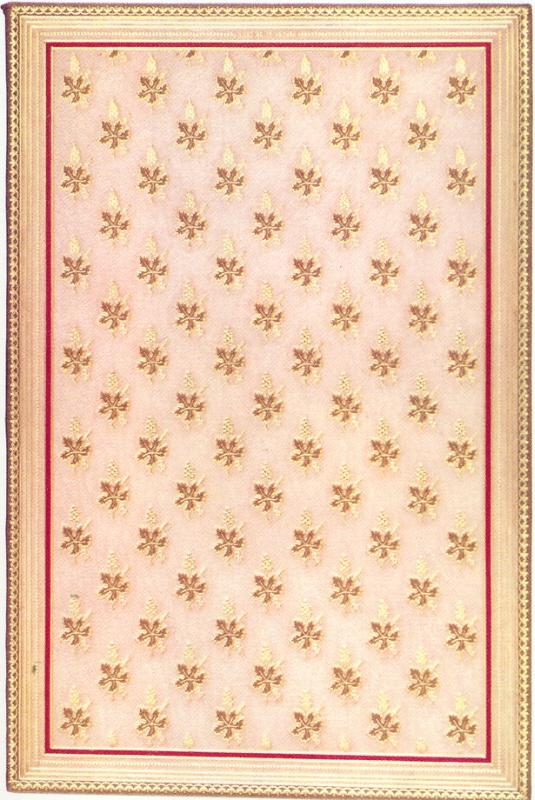 Mercier sc. de Cuzin, Book Cover, 1883