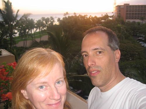 Maui Balcony