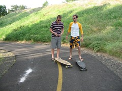 AJ and Adam (Smokey Bones) Tags: rookspark rooks longboarding