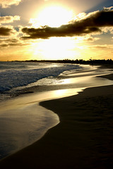 Atardecer (Payuta Louro) Tags: sea sun sunset photo louro sal praia caboverde cabo verde vacation trip travel urko
