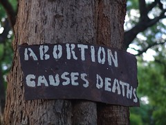 Abortion causes deaths