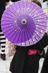 Umbrella (mrhayata) Tags: park station japan umbrella geotagged tokyo shibuya harajuku 日本 kimono yoyogi 公園 代々木公園 渋谷区 geo:lat=356698342 geo:lon=1397025264 mrhayata