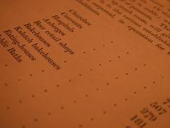 Things in Moscow circa 1830 (Mamluke) Tags: old retail sepia vintage buch typography book words boek russia alt moscow text libro list baths font viejo livre oud mots cru russie palabras vieux parole vecchio vendimia texte  woorden wrter auberges annata uralt elipses mamluke rusland kalatch bakehouses wijnoogst