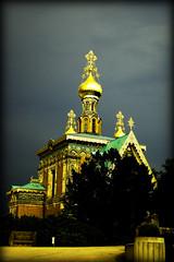 Russische Kapelle, Darmstadt - by mjo