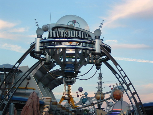 disney magic kingdom pictures. Tomorrowland (Disney Magic