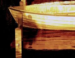 'Water' shade of pale (Harry Mijland) Tags: holland dutch gold boat nederland maarssen dearharry maarsseveen harrymijland