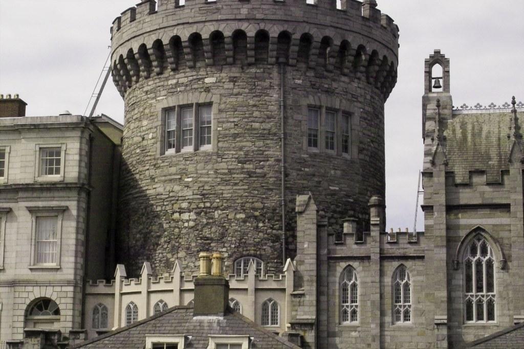 Dublin Castle Dublin Visitors Guide