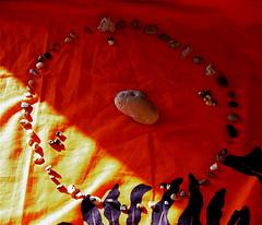 ceremony (hialoakapua) Tags: travel santafe art painting mexico stones journal ceremony soul medicine ritual healing shaman wellness shamanism healer hialoakapua wwwrosslewallencom