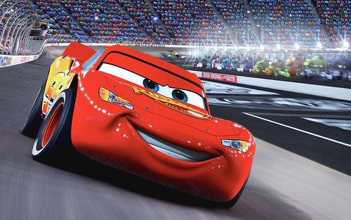Cars (Lighting McQueen)
