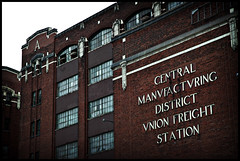 central manufacturing district on the south side of chicago by jaymce