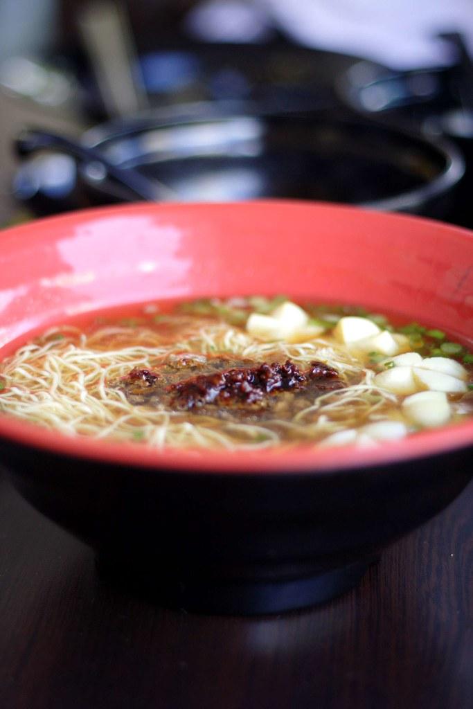 ??? Noodles Soup