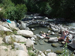 Frenchmen's Bend Hot Springs (joshredux) Tags: outdoors idaho hotsprings