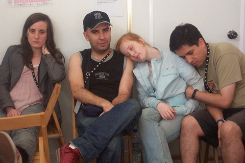 El cansancio (FIB 2002)