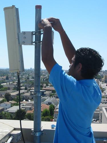 Wireless Intern