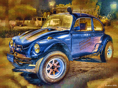 blue bug (Kris Kros) Tags: california ca blue expedition public car wheel vw photoshop bug volkswagen photography la losangeles high cool nikon san pix dynamic sandiego cs2 beetle diego ps socal german kris arrow poison volks coronado range hdr jjj kkg dunebuggy 3xp bluebug photomatix pscs2 kros kriskros interestingness257 poisonarrowexpeditions bugisblue kk2k kkgallery