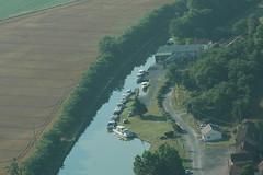 Base nautique (GANNAY-sur-LOIRE, 03) (jean-louis zimmermann) Tags: canal pniche tourisme gannaysurloire