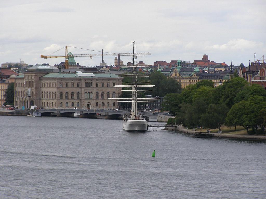 Af Chapman - Stockholm
