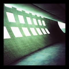 ADP (:: bioskop ::) Tags: paris architecture airport couloir fenetres adp aroport