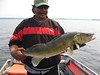 My Dad's Trophy Walleye