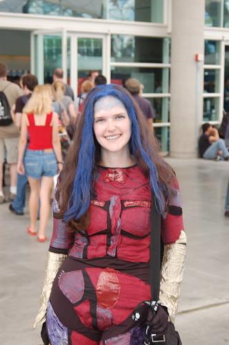 Comic Con 2006: Illyria