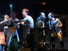 Gogol Bordello Underdog world strike Gispy punks (fabbio) Tags: uk london victoriapark livemusic hackney canoneos350d gogolbordello loveboxweekenderfestival gipsypunk