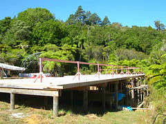 retreat centre construction 6