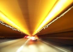 Tunnel - by R. Motti