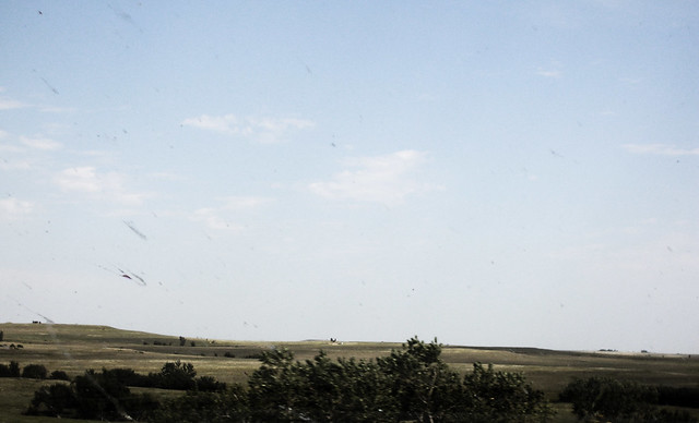 Views from the Road - Kansas, Flint Hills