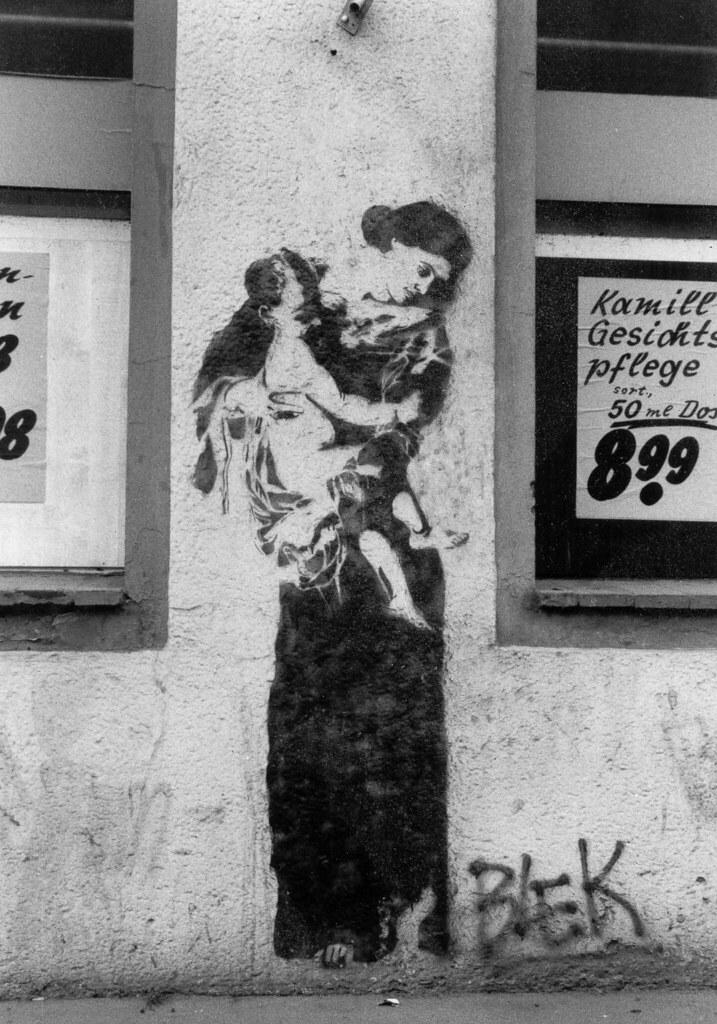 Blek - France - The Beauty of Stencil Art