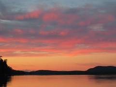Summer night in Sysmä (JPekka) Tags: sunset lake finland sysmä päijänne paijanne sysma