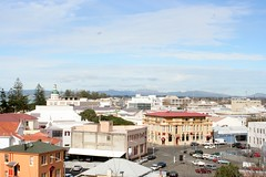 view of napier city, new zealand