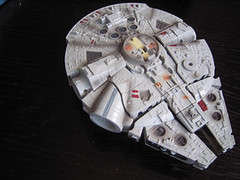 Milenium Falcon Transformer (Selph       ESP Crew) Tags: starwars transformers selph esp milleniumfalcon espcrew espvisuals