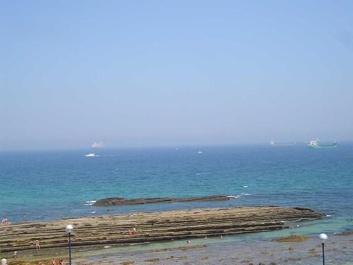 Desde-El-Camello,-playa