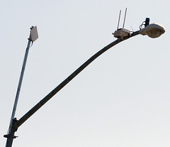 WiFi on a streetlight