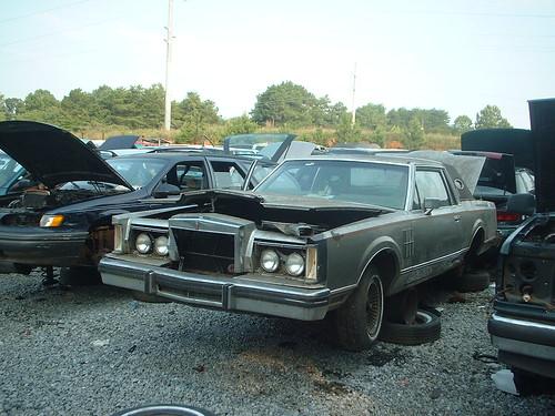 Lincoln Continental Mark Vi. Lincoln Continental Mark