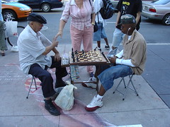 Street chess - by noaman